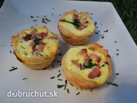 Bryndzové muffiny