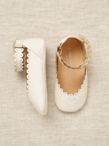 Girls Hartley Ballet Flat by Wendy Bellissimo at Gilt