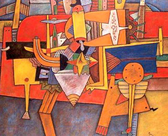 adolfo-nigro-tiempo-del-rio-pintores-latinoamericanos-juan-carlos-boveri