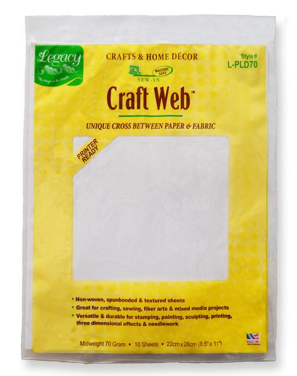 L-PLD70 Craft Web Sheets -- learn more at www.createwithlegacy.com @createwlegacy #legacyproducts