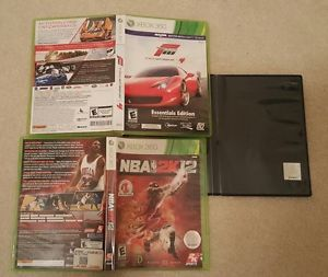forza motorsport 4 xbox 360 auto de carrera lote 3 juegos ver fotos - Categoria: Avisos Clasificados Gratis  Estado del Producto: En buen estadoGames are no longer used Lot of 3 XBOX 360 games with one being Forza 4 All in good shape 2 with boxes and one with generic box See all photos The items listed are described to the best of my knowledge and I do not ever intend to mislead It is up to you to make sure this is the item you need What u see in picture is what you get and on some occasions…