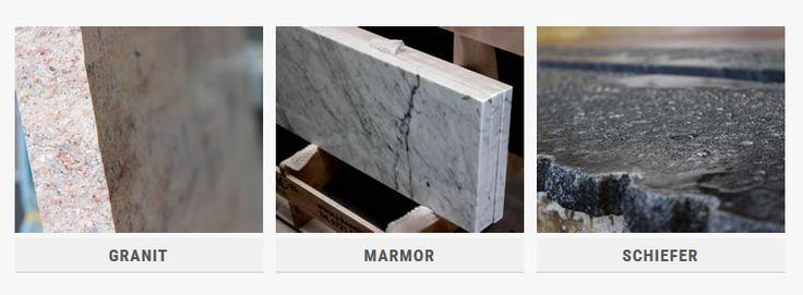 Hier finden Sie die Vorteile von Granit, Marmor und Schiefer - nolte grifflose küche
