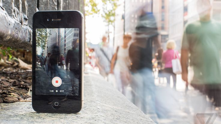 Instagram's new Hyperlapse app now supports high-speed selfies. At launch, Instagram's new time-lapse app Hyperlapse let you shoot videos with your iPhone's rear-facing camera. People used the app to make some pretty amazing time-lapse videos, but one thing was...