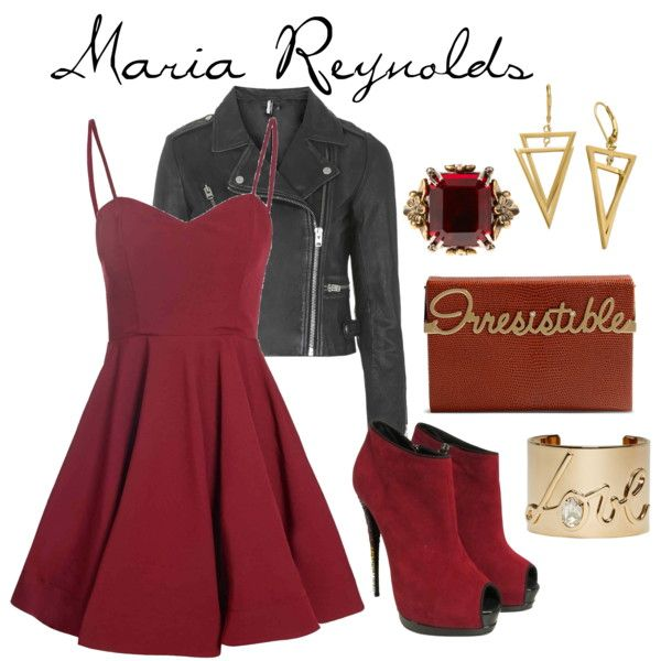 Maria Reynolds by rainydaysandicecream on Polyvore featuring Glamorous, Topshop, Giuseppe Zanotti, Charlotte Olympia, Lanvin, Alexander McQueen, broadway, musical and Hamilton