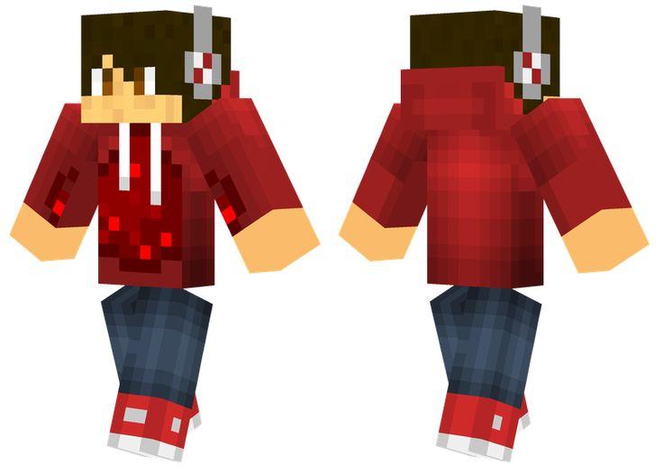 108 best minecraft skins images on pinterest minecraft skins redstone guy sciox Gallery