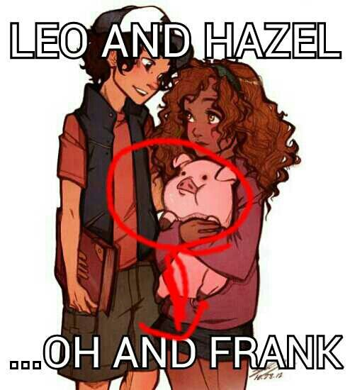 XD Gravity Falls and Heroes of Olympus crossover. Leo: Dipper Hazel: Mable and Frank: Waddles