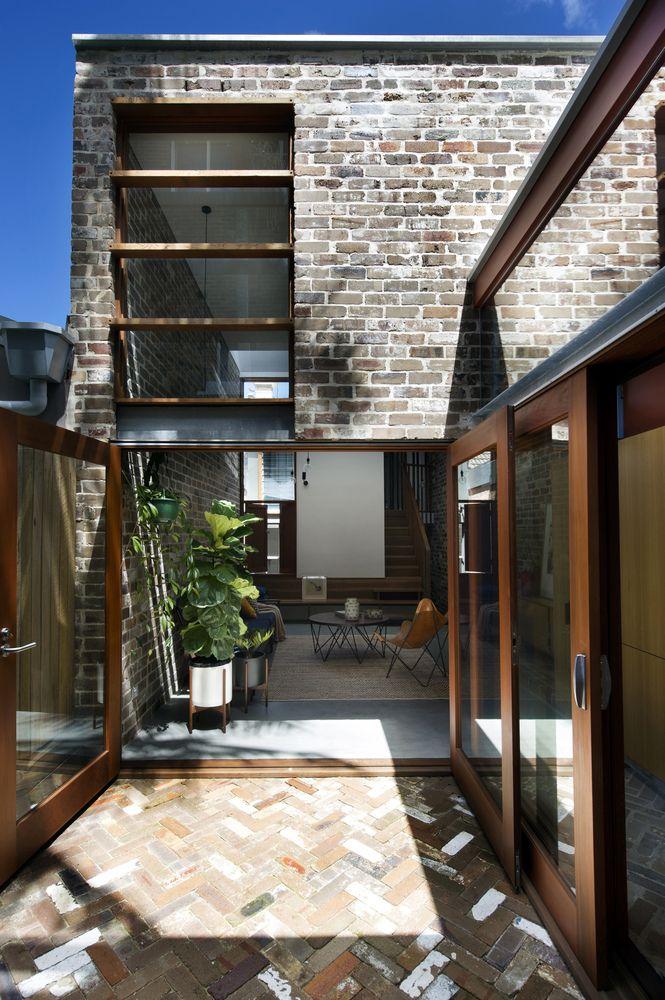 Galería de Terraza en la calle Walter / David Boyle Architect - 6