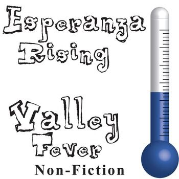 43 best esperanza rising images on pinterest esperanza rising esperanza rising valley fever nonfiction research and videos ccuart Gallery