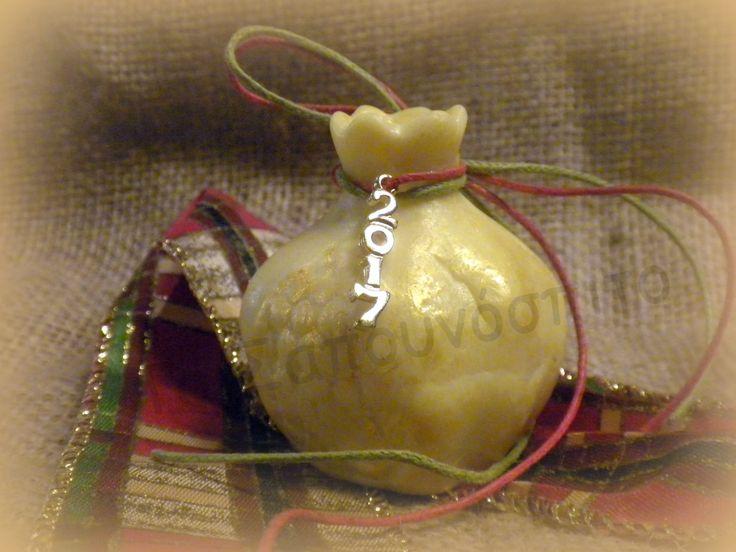Happy New Year! Pomegranate special soap!