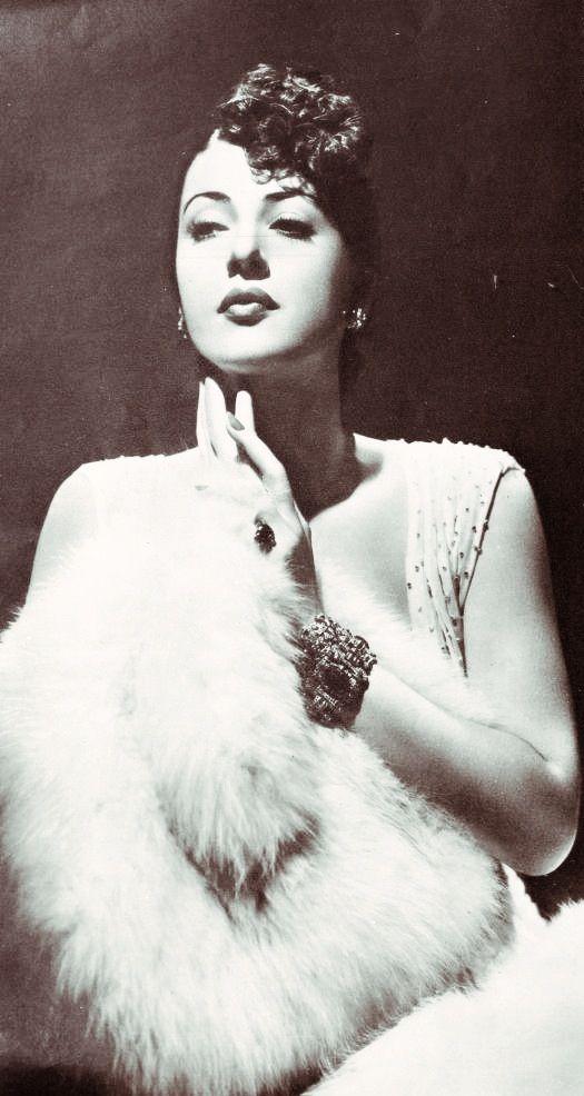 Gypsy Rose Lee,1937