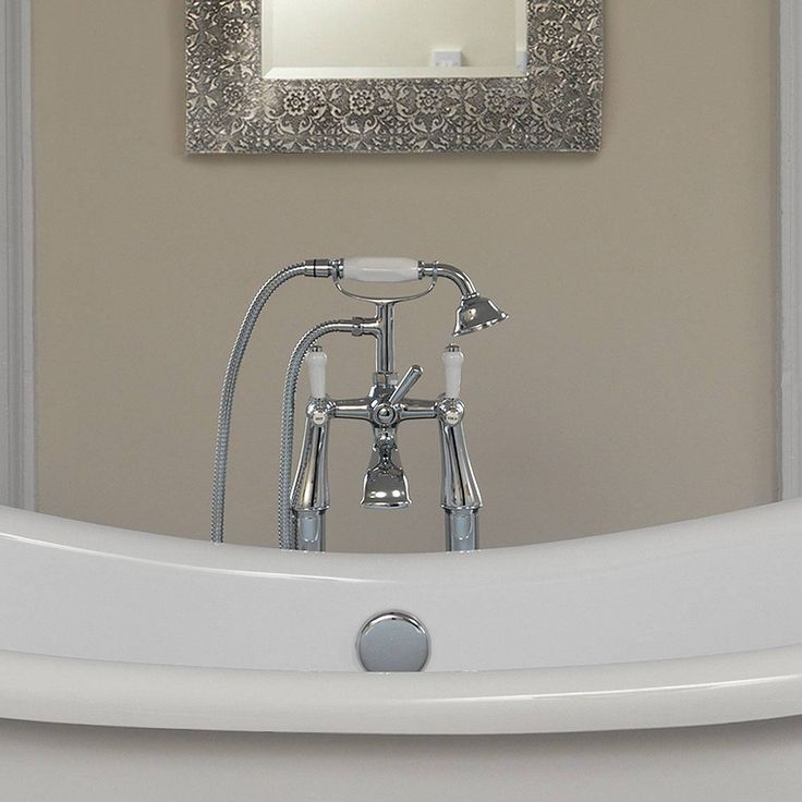 Antonio Bath Shower Mixer - Now £89.99 - Save £79.01