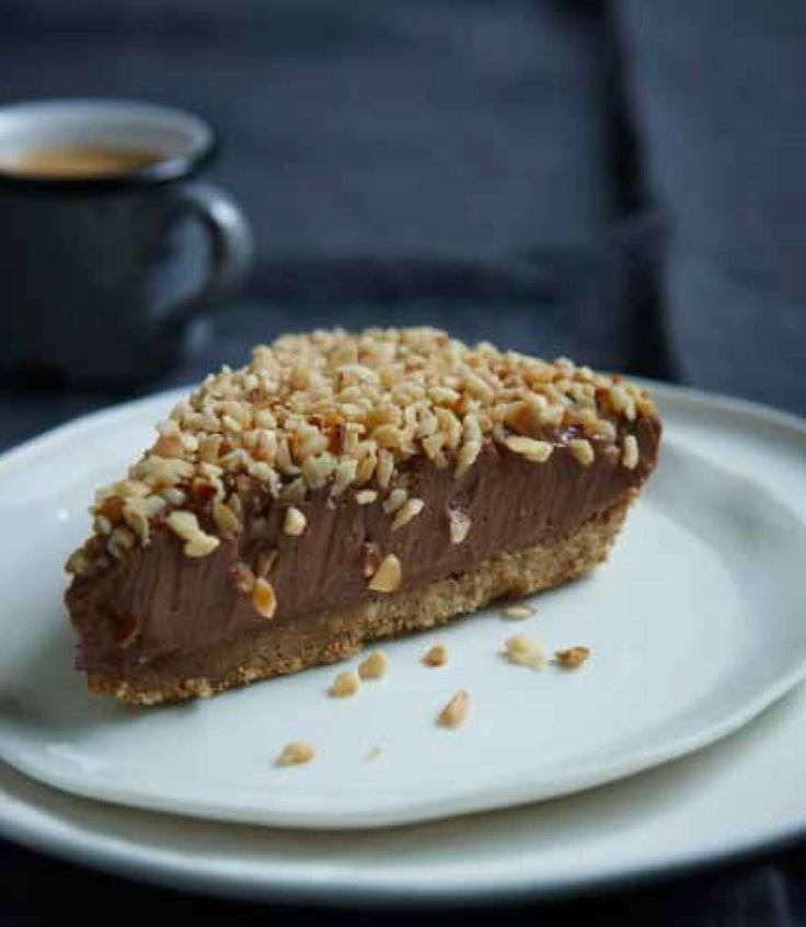 Nigella's Chocolate Hazelnut Cheesecake