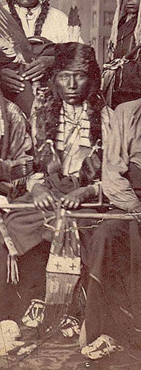 Little Hawk, son of Two Bears....1877