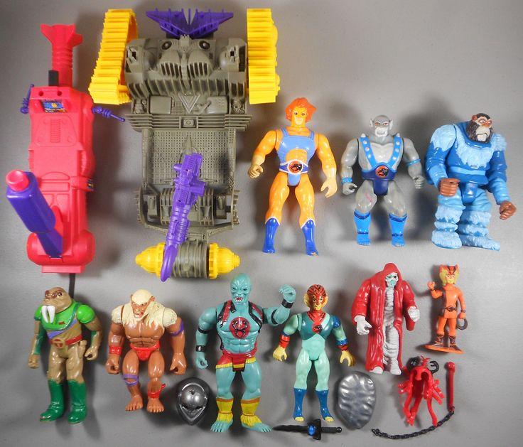 Old Thunder Cat Toys