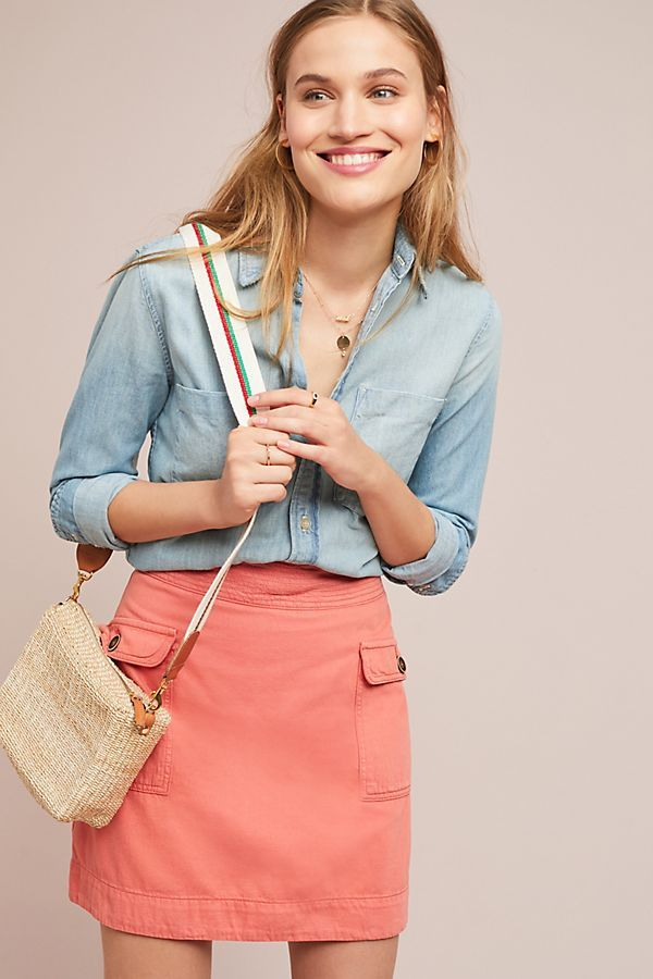 d0b0913b15bb Skirts for Women. like these pockets and casual style. Slide View: 1: Utility  Mini Skirt