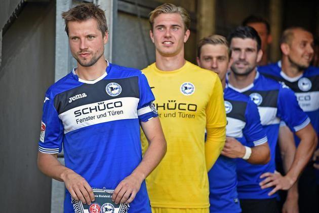Fabian Klos nur noch Vize bei Arminia Bielefeld +++  Julian Börner ist neuer Kapitän