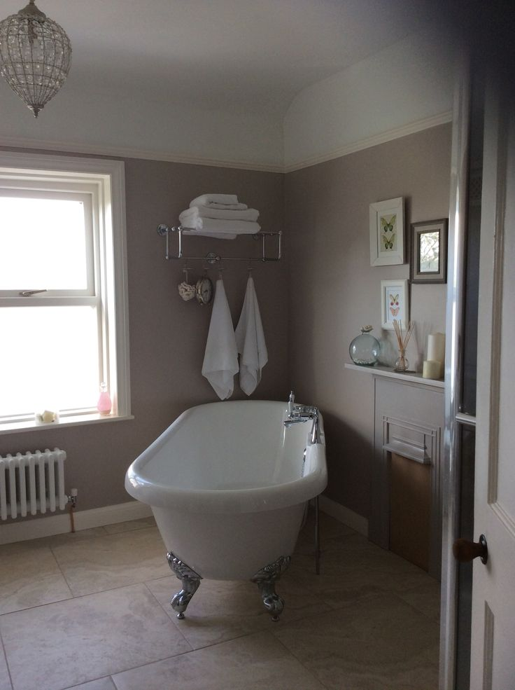 217 best farrow and ball images on pinterest home decor for Painted bathroom ideas