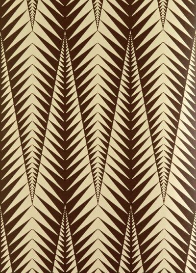 Papier peint zebra via Goodmoods