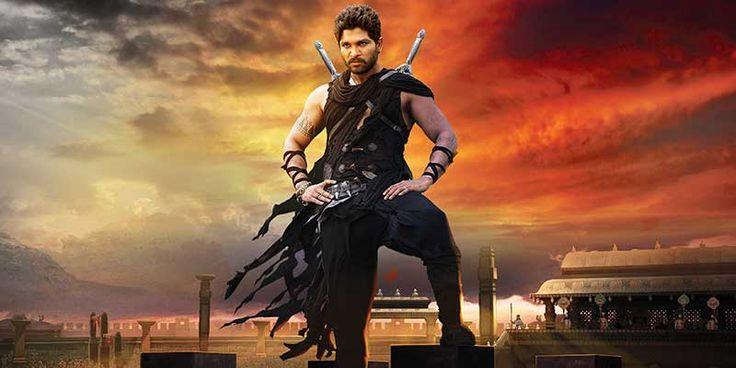 #AlluArjun in Rudramadevi Movie Photos