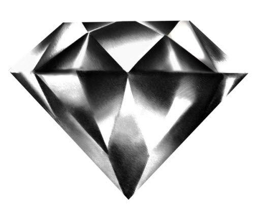 Strepik Dark Diamond Tattoo #strepik #diamond #t4aw
