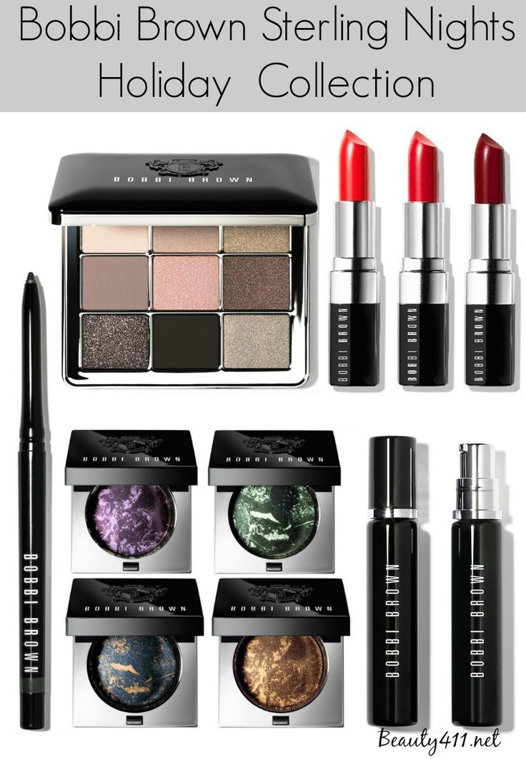Bobbi Brown Sterling Nights Holiday Collection
