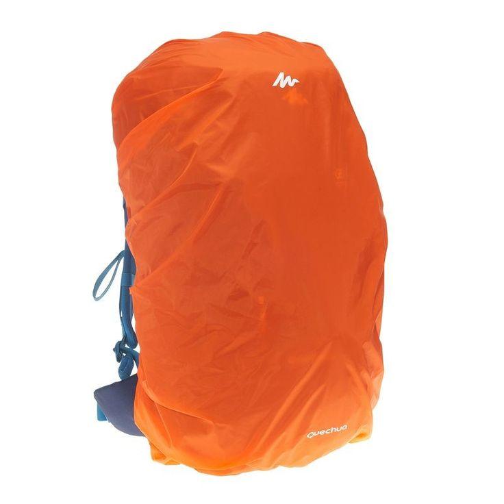 Trekking_Accessoires Outdoor - Regenhoes 30-50 liter QUECHUA - Backpacks en rugzakken