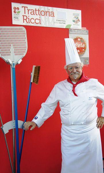 Nicola Ricci: la passione del sud, senza glutine Cucina Semplicemente