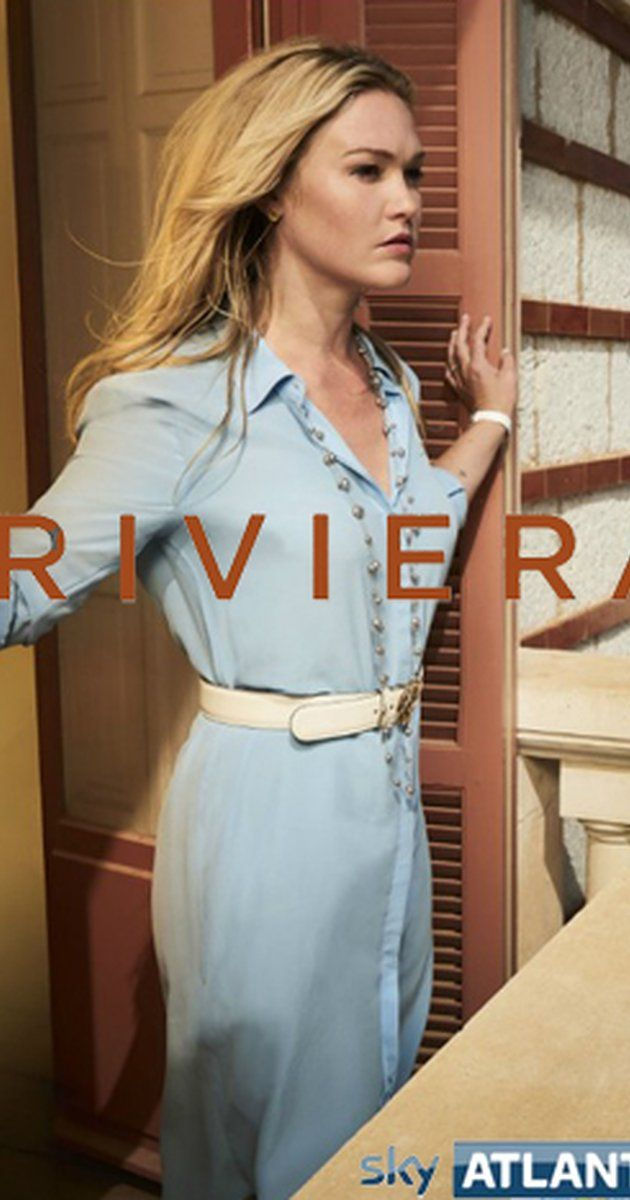 Riviera - With Julia Stiles, Iwan Rheon, Adrian Lester, Roxane Duran. After newlywed Georgina's billionaire husband Constantine is killed in a yacht explosion, she is shocked to discover the fortune and lifestyle he maintained was surrounded by violence, lies and murder. She soon must step out of her comfort zone to protect the family...and herself.