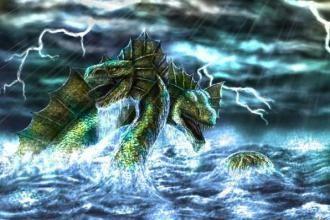 Озерные и морские чудовища из параллельных миров
