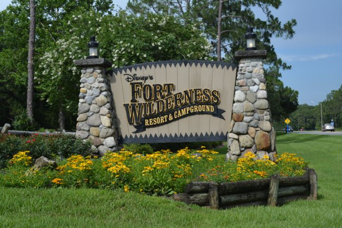 how to get to fort wilderness campground