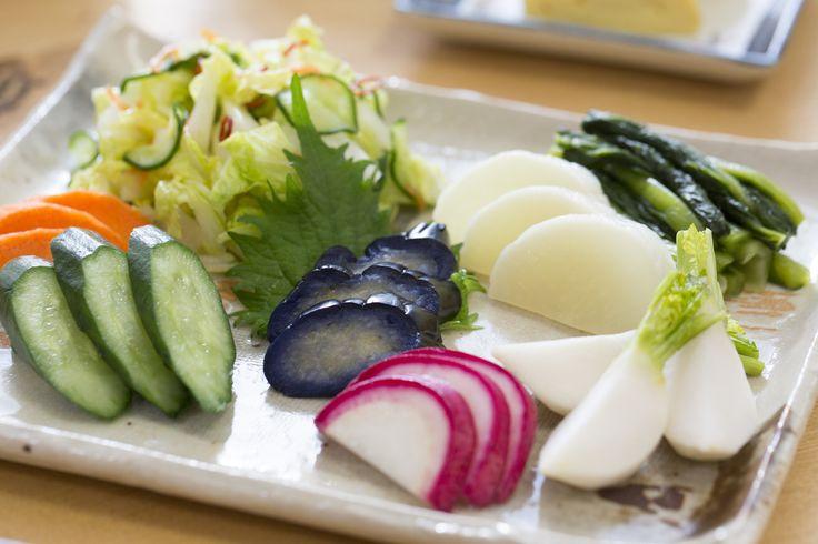 浅漬けの極上レシピでいいお味。毎日シャキシャキおいしく食べよう   iemo[イエモ]