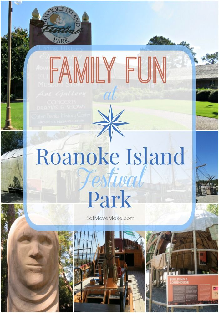 When you're visiting the Outer Banks, and need a break from the beaches and crowds, make a visit toRoanoke Island Festival Parkand enjoya fun family day at the interactive 25-acre attraction. Adults will eat up the history, and kids will love that they can touch and try everything. It's a totallyhands on learning environment! What …