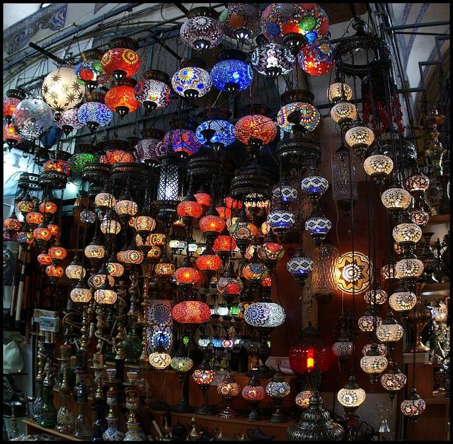 The Grand Bazaar, Instanbul