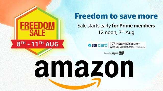 Amazon Freedom Sale To Launch On August 8 Know Offers On