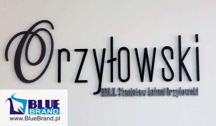 logotyp ze stryroduru - projekt i wykonanie www.BlueBrand.pl #BlueBrand #AgencjaReklamowa #reklama