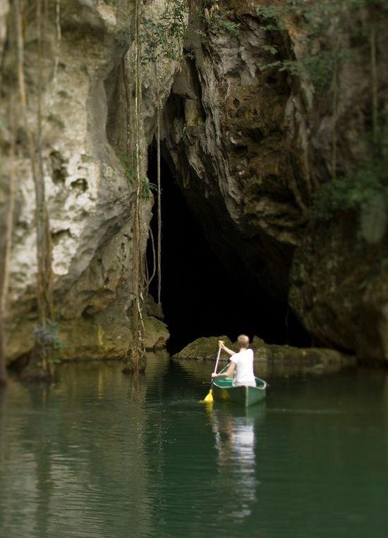 Explore Belize...