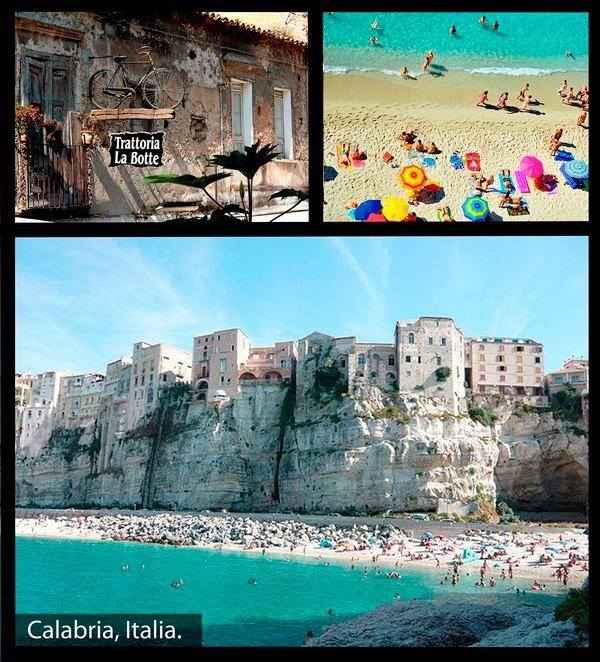 Catalogada como una de las 20 mejores playas en Italia, Tropea atrae a miles de turistas, la mayoría en temporada de verano.