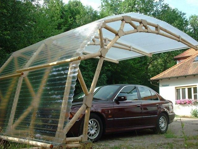 Modifying a portable carport diy