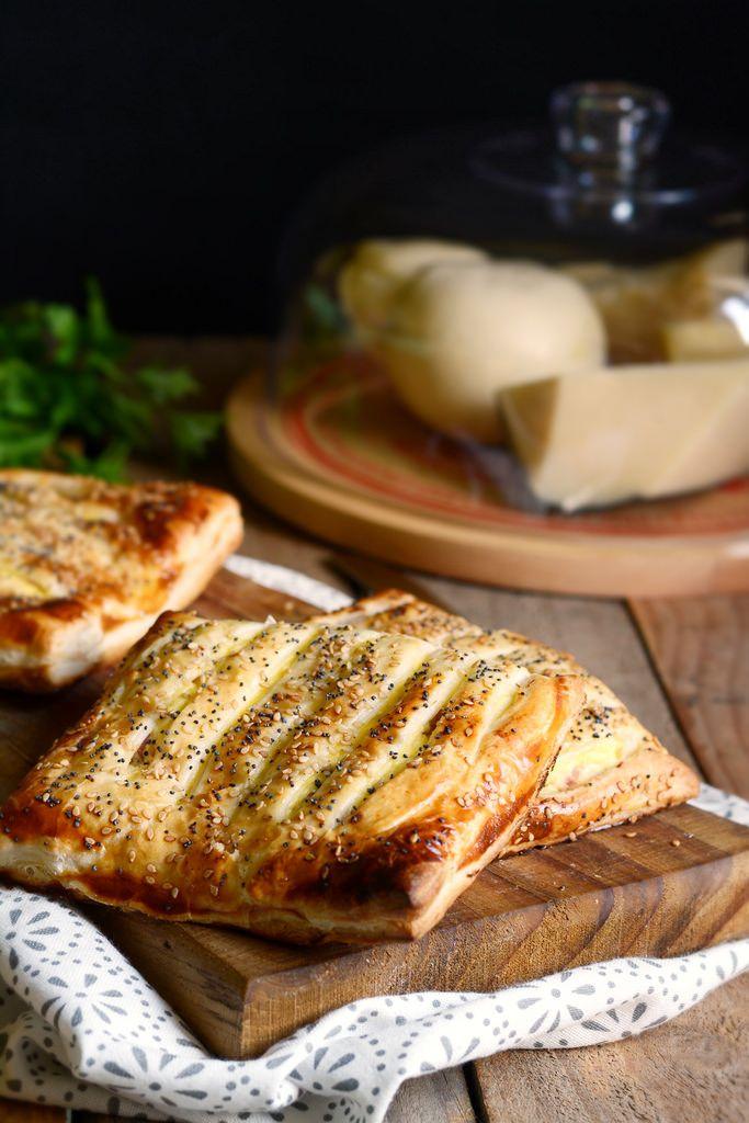 Fagottini ai quattro formaggi