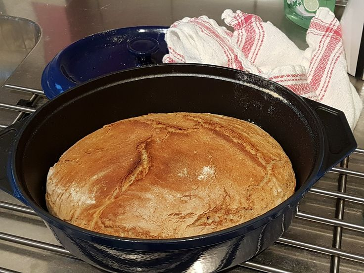 En av de nyårsönskningar man kan ha (EJ nyårslöfte) kan ju vara att man ska baka mer bröd. Vi äter inte jättemycket bröd men jag kan ändå bl...