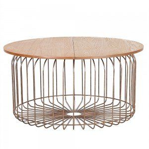 Whywood Wire Coffee Table