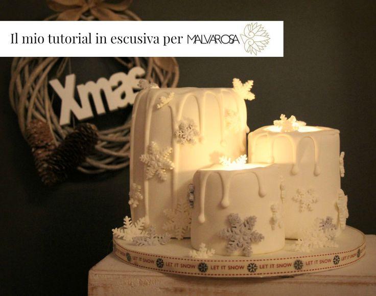 Tutorial in esclusiva per Cake.corriere.it