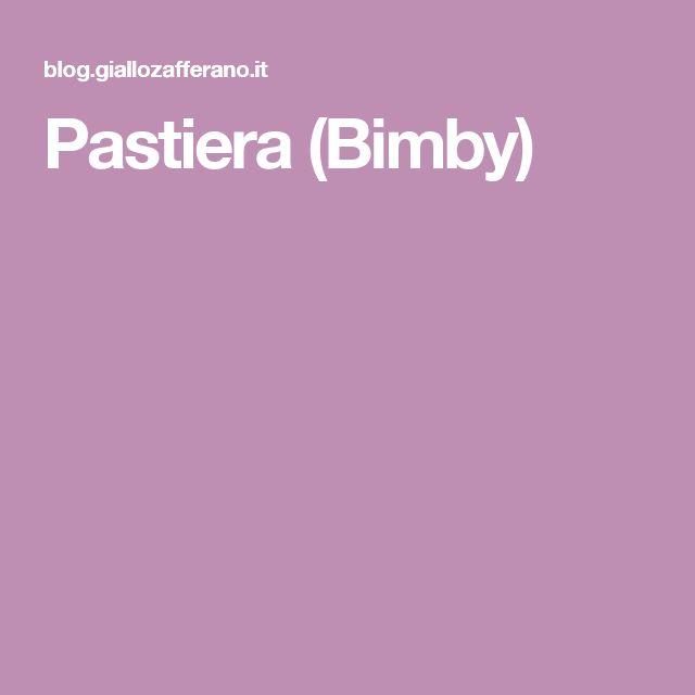 Pastiera (Bimby)
