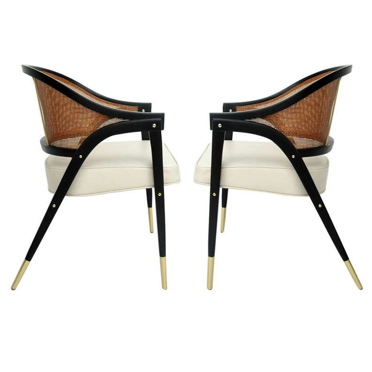 /// dunbar armchairs - edward wormley