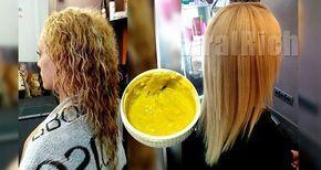 Presque chaque femme veut avoir des cheveux droits. C'est un style qui ne vieillit jamais, il est de faible entretien et semble bon sur presque toutes les formes de visage. Malheureusement, tout le monde n'est pas béni par les cheveux droits,c'est pourquoi beaucoup de femmes vont à des longueurs extrêmes pour réaliser ce rêve de