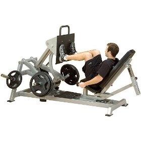 Body-Solid LVLP Leverage Horizontal Leg Press, (leg press, powerline, legs machine, mini leg press, leg machines, leg machine, vertical leg press)