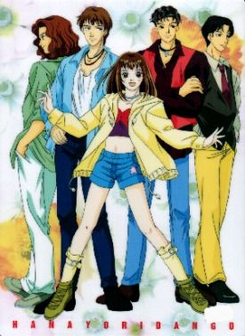 Hana Yori Dango. I watched the K drama adaption of this manga series, and I REALLY want to read it! :)