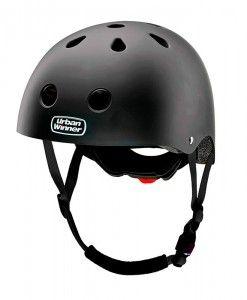 UrbanWinner-cykelhjelme-classic-black