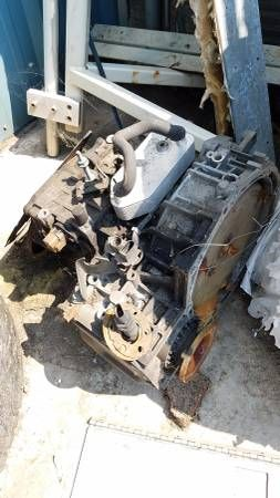 1998 VW TDI automatic transmission (Central Point) $500