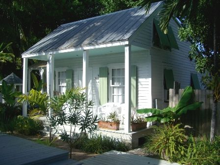 Small Key West Style Homes | ... Key West Vacation Home, Cottage, Guest House - Florida Vacation